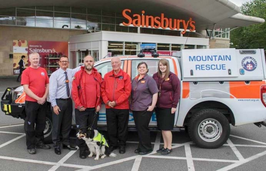 Sainsbury's (Wade Street Halifax), Charity of the Year