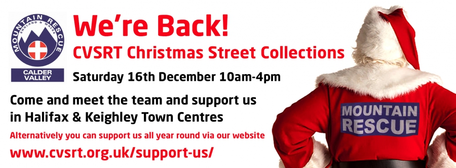 CVSRT Christmas Street Collections