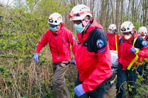 CVSRT is one of the busiest Mountain Rescue teams in the country