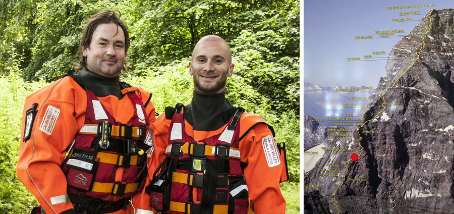 CVSRT duo to climb The Matterhorn