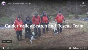 Search Dog Documentary