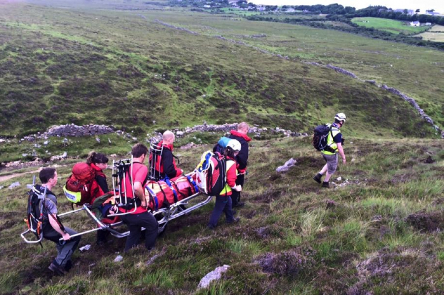 CVSRT Trainees' Weekend and Croagh Patrick Reek Sunday 2016