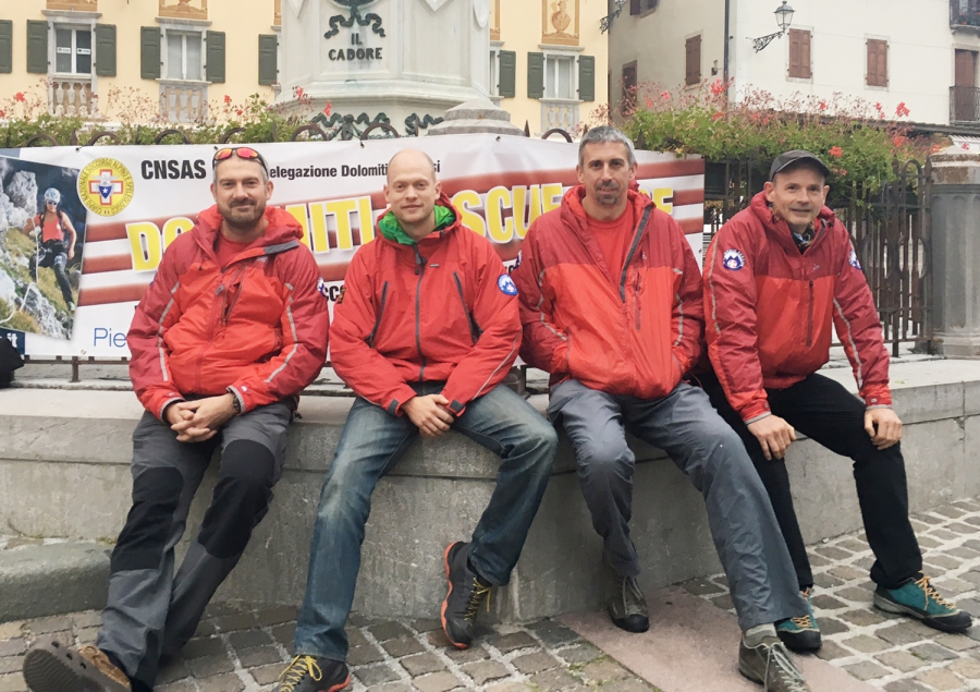 Mountain Rescue Dolomites Rescue Race